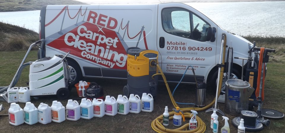 Commercial & Domestic Carpet Cleaning